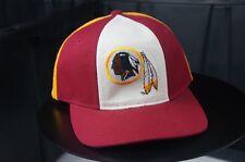 Rare Vintage STARTER Washington Redskins NFL Tri Power 3 Snapback Hat Cap 90s