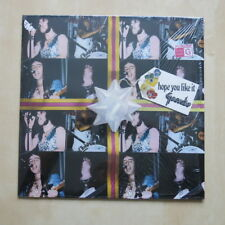 GEORDIE Hope You Like It UK 1st press vinyl LP EMI EMC 3001 AC/DC MINT