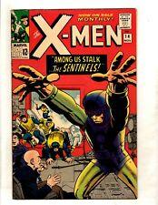 (Uncanny) X-Men # 14 VF/NM Marvel Comic Book Angel Beast Cyclops Jean Grey JF15
