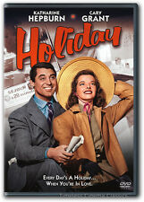 Holiday DVD New Cary Grant, Katharine Hepburn, Edward Everett Horton