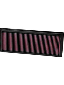 K&N Panel Air Filter [ref Ryco A1711] FOR AUDI A3 8P1 (33-2865)