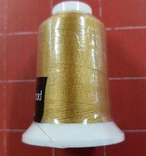 "Superior Threads Kimono Silk Thread #307 ""Tuscan Sun"" 1090 yd. Mini Cone"