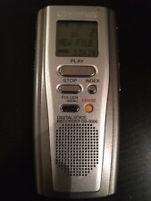 Olympus Digital Voice Recorder DS-3000 with 16MB SmartMedia Card