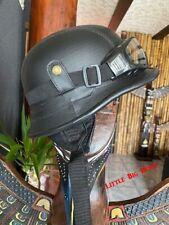 Chopper Helm Gr.L  Bikerhelm Bulzeye CASCO HELMET CASQUE BIKER Size.L