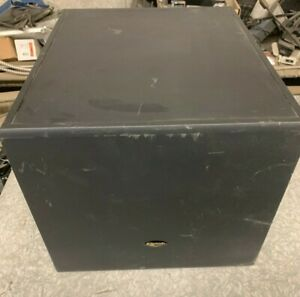 Klipsch ProMedia Ultra 5.1  BASH Computer Subwoofer Sub Amplifier *HUMS