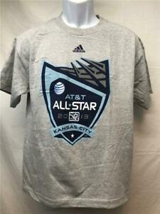New-Minor Flaw Sporting Kansas City All Star 2013 Youth Size XL Adidas Shirt