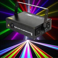 2W RGB Full Colour Animation ILDA/DMX/SOUND/AUTO DJ Laser Light for Disco/Pub