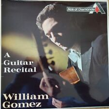 SDD 158 A guitar Recital / William Gomez