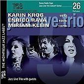 Jazz Live Trio - Featuring Karin Krog, Enrico Rava & Miriam Klein (2012)