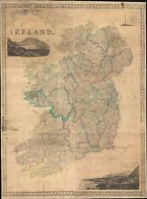 1846 Wyld Map of Ireland