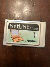 Farallon NetLINE PC Card