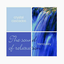 THE SOUND OF RELAXATION CRYSTAL CASCADES BRAND NEW SEALED CD * CHILL OUT MUSIC *