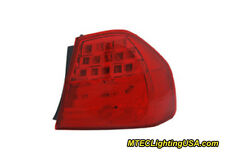 TYC NSF Right Outer Side Tail Light Lamp Assembly for BMW E90 3 Series 2009-2011