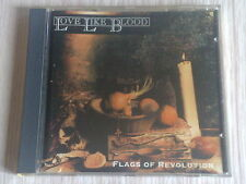 LOVE LIKE BLOOD - FLAGS OF REVOLUTION - CD