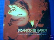 """FRANCOISE HARDY CD SINGLE PROMO """"REVENGE OF THE FLOWER"""""""