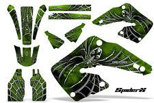 HONDA CR 125 250 00-01 GRAPHICS KIT CREATORX DECALS STICKERS SPIDERX SXG