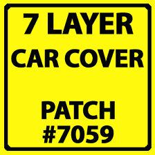 7 Layer Suv Cover Patch Indoor Outdoor Waterproof Truck Car Fleece Lining 7060