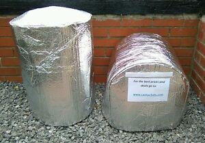 1 INSULATED CASK JACKET 2 ICE BLANKET  beer cooler ale barrel extractor  gantry