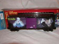 Lionel 6-84763 Disney Railroad Villains Ursula Hi-Cube Box Car O-27 New 2018 MIB