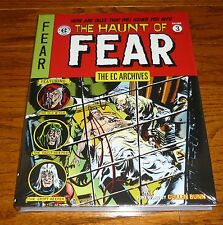EC Archives The Haunt Of Fear Volume 3, SEALED, Dark Horse Comics, Graham Ingels