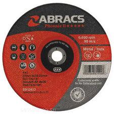 "Ultra Thin 4.5""  115mm Slitting Discs Pack of 50 - Abracs Phoenix"