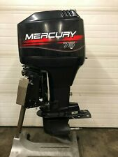 Mercury 50-99HP Complete Outboard Engines for sale | eBay