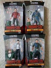 Shang-Chi Marvel Legends along w/ Death Dealer, Xialing, Wenwu. Make Mr Hyde.