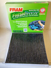 Fram Fresh Breeze CF11183 Cabin Air Filter fits Chrysler Dodge Jeep 68079487AA