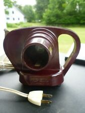 Vintage View Master Junior Projector - Lamp Works -  Missing Focus Lens