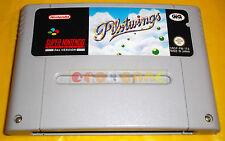 PILOTWINGS Super Nintendo SNES Vers Italiana PAL Pilot Wings ○○○○ SOLO CARTUCCIA