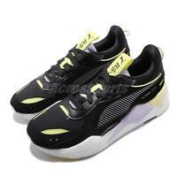 Puma RS-X Reinvent Wns Running System Black Yellow Purple White Women 371008-06