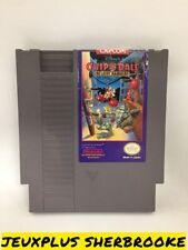 Disney's Chip 'N Dale Rescue Rangers (Nintendo Entertainment System NES 1990)