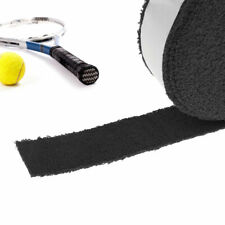 Cotton Towel Glue Grip Anti Slip Thick Tape for Tennis and Badminton Rackets 10M