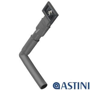 Astini Stainless Steel Square Kitchen Sink Overflow Waste Kit WKIT700