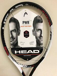 "Head Graphene Touch Speed Power Tennis Racquet Grip Size 4 1/4"""
