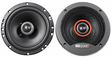 "Pair MB QUART FKB116 6.5"" 240 Watt 2-Way Car Audio Speakers"