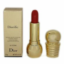 DIOR DIORIFIC LONG-WEARING TRUE COLOUR LIPSTICK 3.5G #021-ICONE NIB