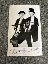 BRIAN MURPHY (GEORGE & MILDRED) SIGNED PHOTO