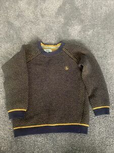 Boys Ted Baker Jumper Age 9-10