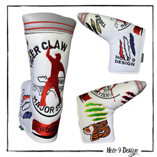Tiger Woods - White Claw - Limited Edition Putter Cover