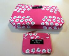 Marimekko for Clinique Cosmetic Make Up Travel Bag Case and Coin Purse