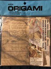 AITOH Origami Paper  24 sheets Plus 200 Sheets Of Antner Color Origami Paper