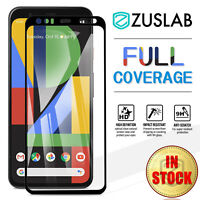 For Google Pixel 5 5G 4a 4 XL 3 XL 2 ZUSLAB Full Tempered Glass Screen Protector