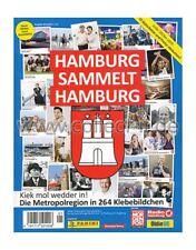 Panini Hamburg sammelt Hamburg - Sammel-Sticker - Stickeralbum