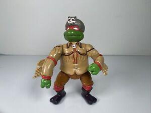 Wacky Wild West Teenage Mutant Ninja Turtles Sewer Scout Raph 1992 Vintage TMNT