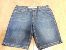 Nine West Vintage American Jeans Women's Mid Rise Jeans Shorts, Sz 8, Good Cond