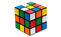 Mini 3x3x3 Twist Puzzle Magic Cube Rubik Classic Vintage Rubix Toy Game Kids NEW