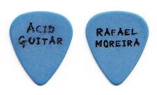 Rafael Moreira Acid Guitar Blue Guitar Pick - 2006 Tour Pink P!nk