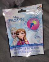 Disney Frozen Princess Bath Bomb Berry Scented Color Twist Bath Fizzie - New