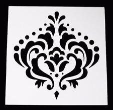 AU Stock Crown Stylish Flower Layering Stencil Template DIY Scrapbooking Craft